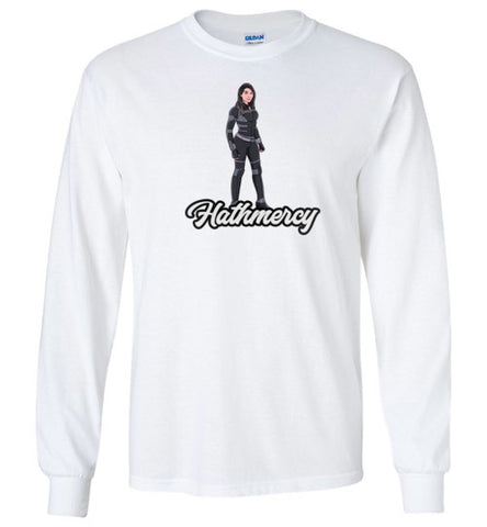 HathMercy Long Sleeve Tee