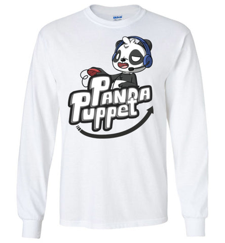 PandaPuppet Long Sleeve Tee