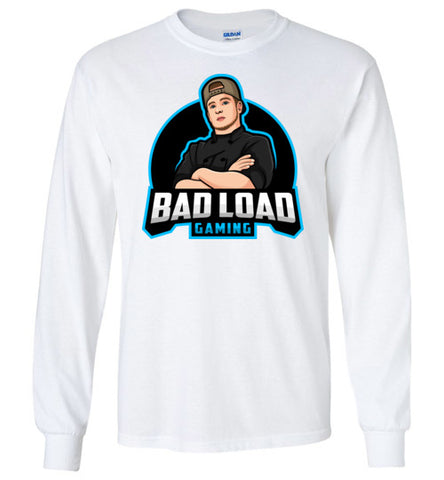 Bad Load Gaming Longsleeve Tee