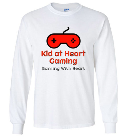 Kid at Heart Gaming Premium Long Sleeve Tee