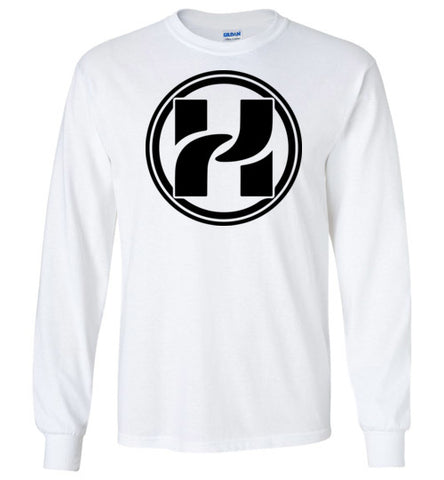HITMARKX Logo Long Sleeve Tee