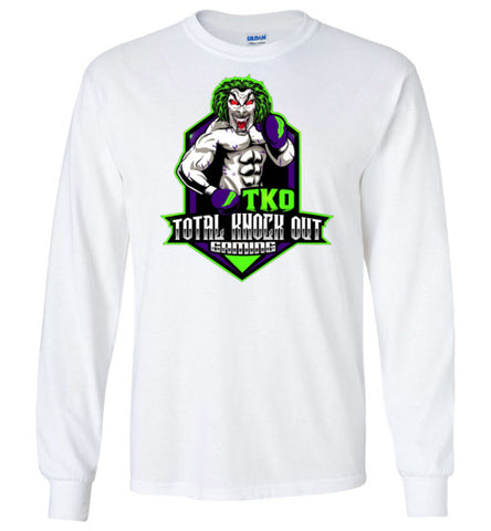 Jokerslastdance Total Knock Out Long Sleeve Tee