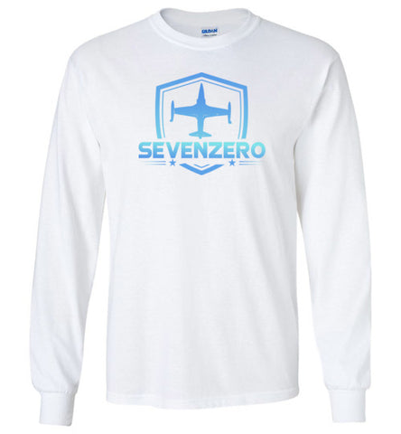SevenZero Logo Long Sleeve Tee