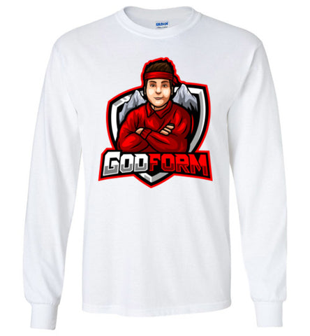 Godform Long Sleeve Tee