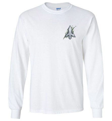Green Arrow Gaming Long Sleeve Logo Tee