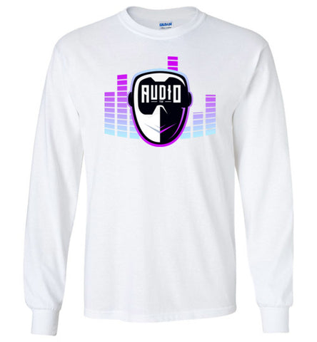 AudioTM Logo Long Sleeve Tee