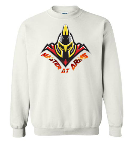 Master At Arms Logo Crewneck
