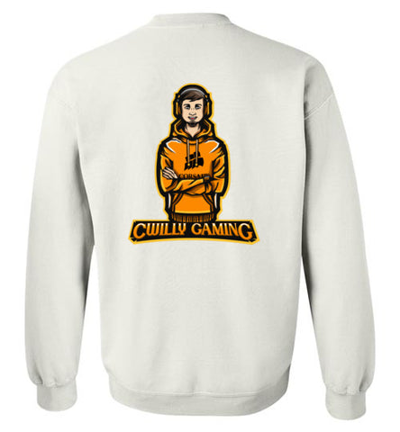 CwillyGaming Crewneck