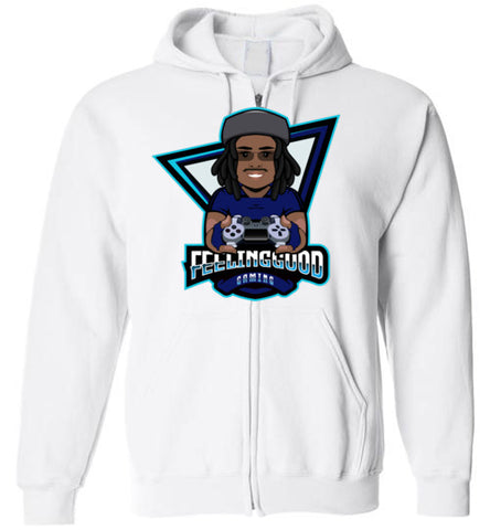 FGGaming Logo Zip Up