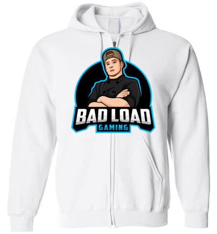 Bad Load Gaming Zip Up