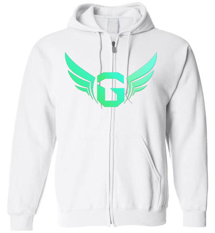 Guardian1 Zip Up Hoodie