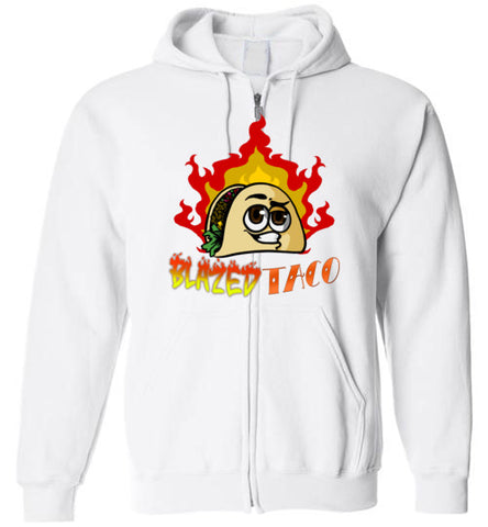 BlazedTaco Zip Up