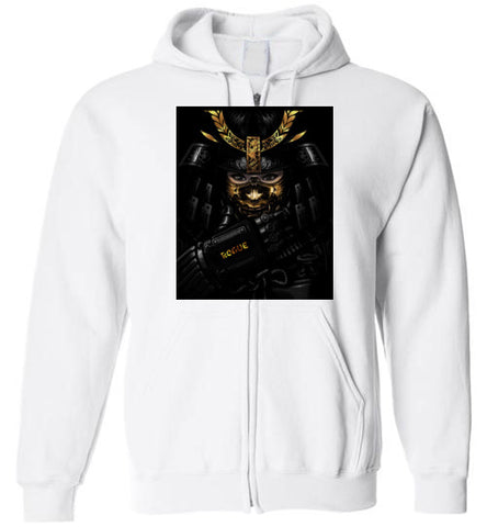 ROGUE Zip-Up Hoodie