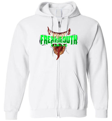 Freakmouth Gaming Zip Up