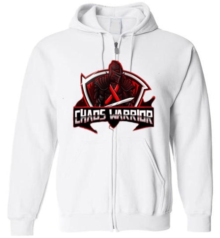 ChaosWarrior Gaming Zip Up