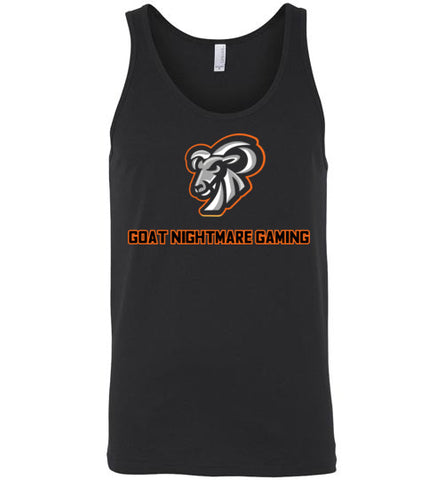 Goat Nightmare Gaming Logo Tank