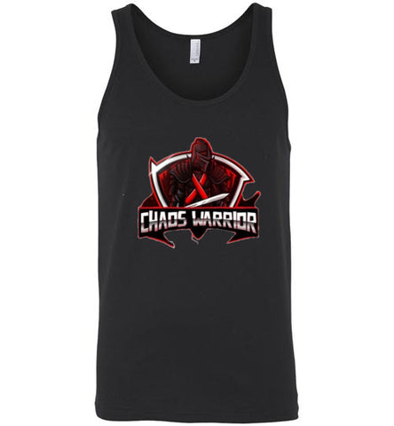 ChaosWarrior Gaming Unisex Tank