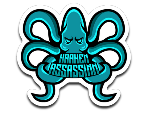 Kraken_Assassinn Sticker