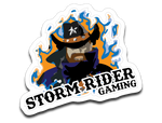 Storm Rider Gaming DeadFire Sticker