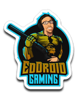 EdDroid Logo Sticker