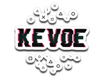 Kevoe Playstation Stickers