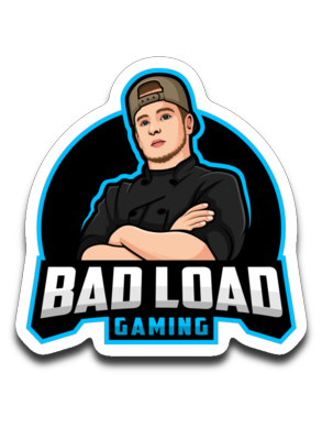 Bad Load Gaming Sticker