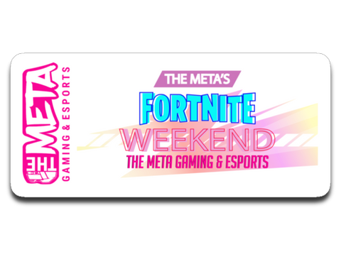 The Meta Fortnite Weekend Sticker