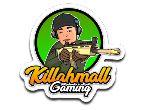 Killahmall Logo Sticker