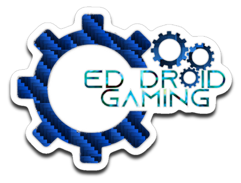 EdDroid Gears Sticker
