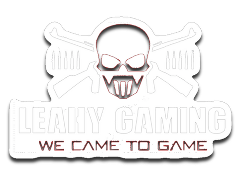 Leahy Gaming Decal