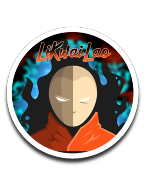 LIKWAILAO Sticker