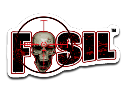 Fosil Gaming Sticker