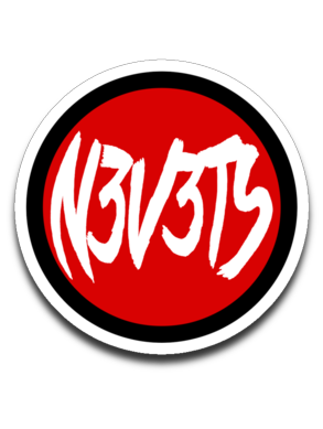 N3v3ts Gaming Sticker