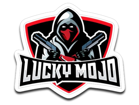 Lucky Mojo Sticker