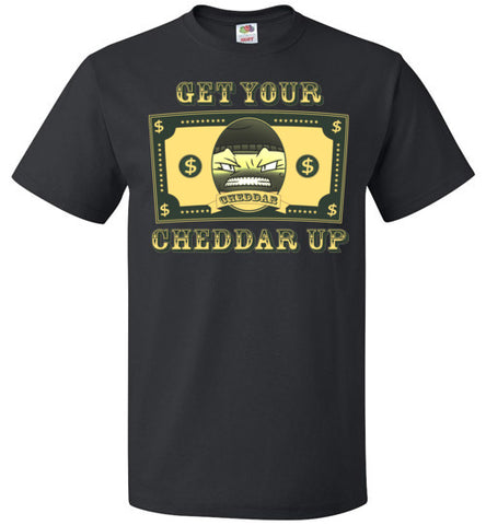 CheddarYikes Get Your Cheddar Tee