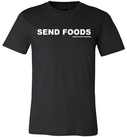 Adamsnacks Send Foods Premium Tee