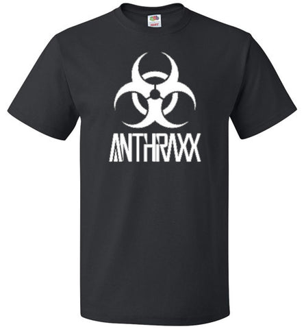 Anthraxx New Logo Classic Tee