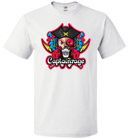 Captain Rage Tee
