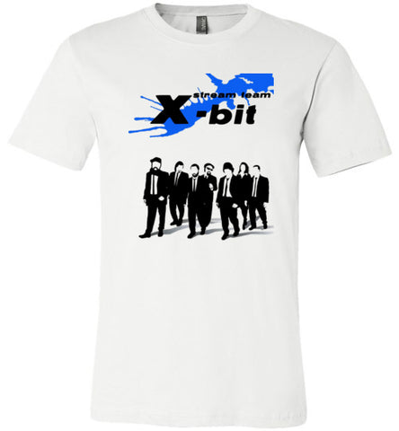 X-Bit Gaming Stream Team Premium Tee