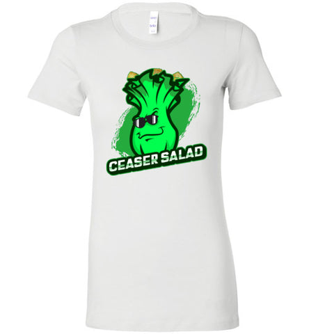 CeaserSalad Gaming Ladies Tee