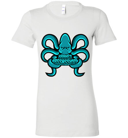 Kraken_Assassinn Premium Ladies Logo Tee