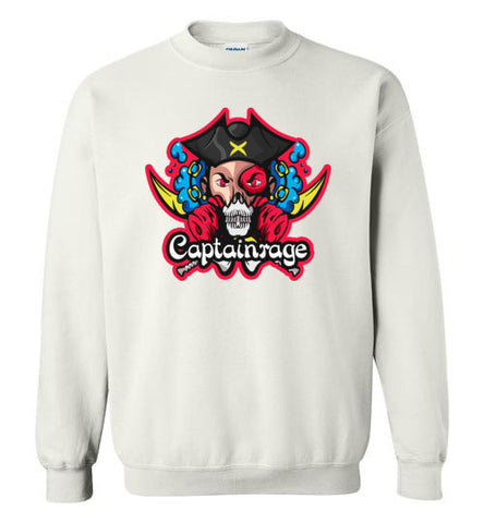 Captain Rage Crewneck
