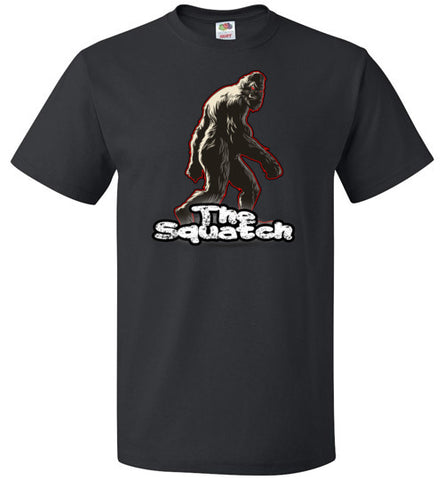 The Squatch Logo tee