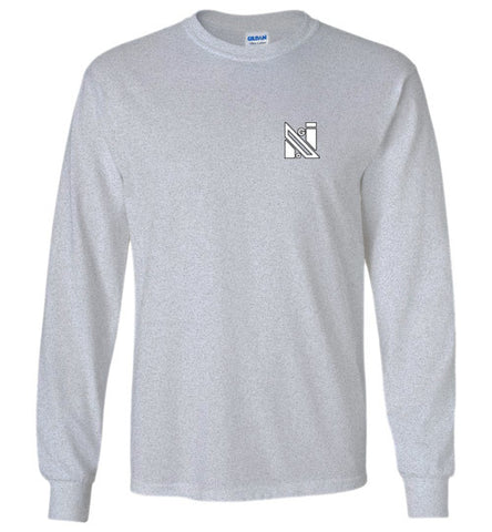 NoGi Crest Long Sleeve Tee