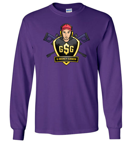 G-Money Gamin Long Sleeve Tee