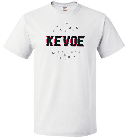 Kevoe Playstation Tee