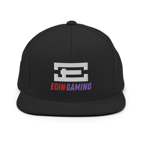 EdinGaming Snapback Hat