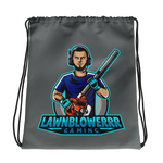 Lawnblowerrr Gaming Drawstring bag