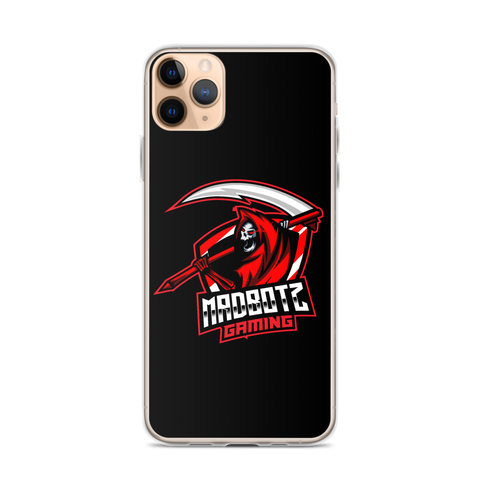 MadBotzGaming iPhone Case