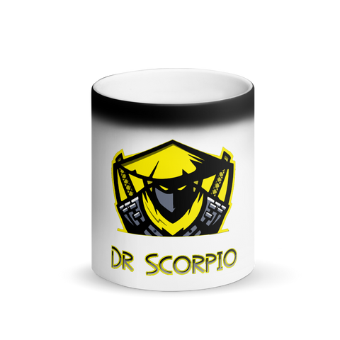 Dr Scorpio Magic Mug